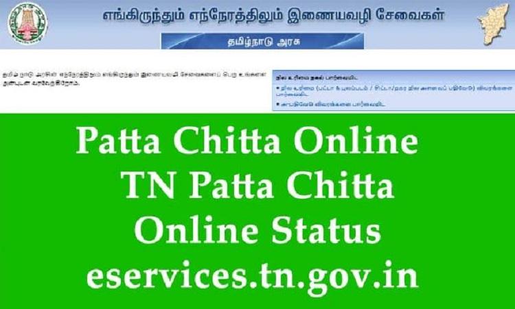 patta chitta online