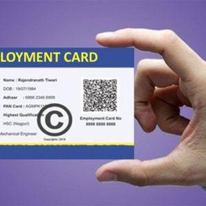 Employment Card