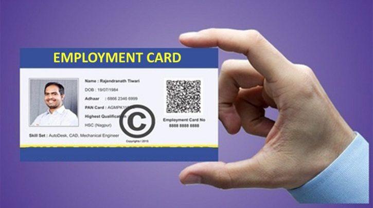 Employment Card Registration: Online Apply For Employment ...