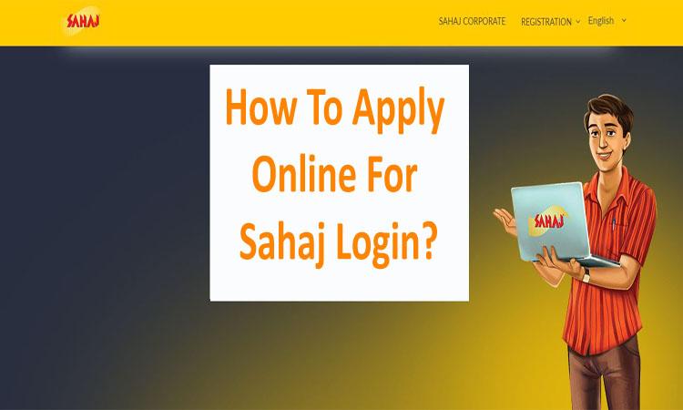 Sahaj Login
