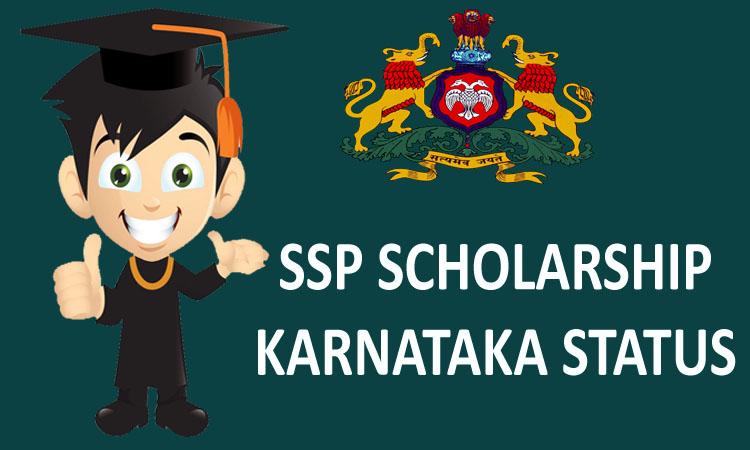 SSP Scholarship Status
