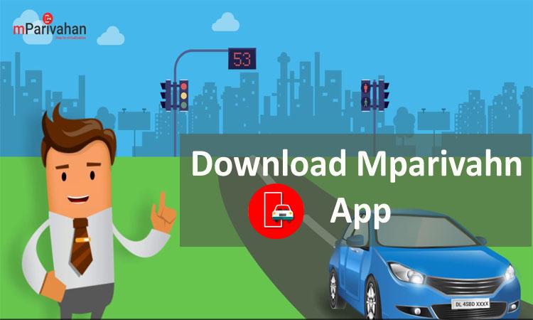 mparivahan app download