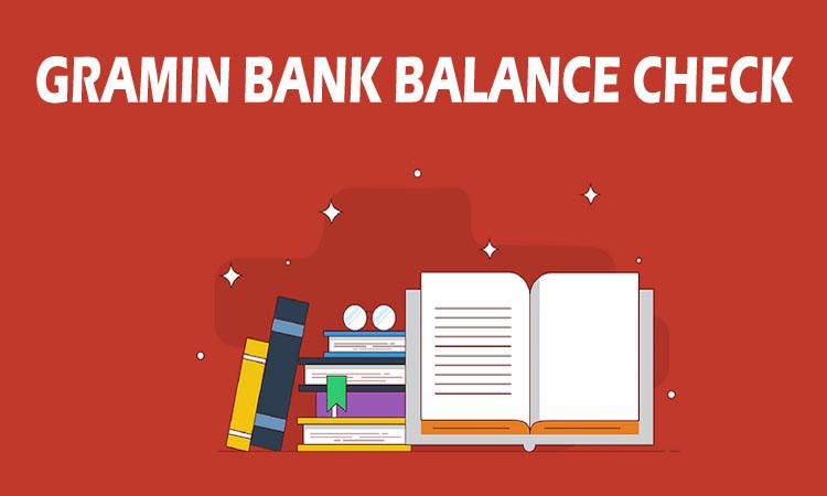 Gramin Bank Balance Check