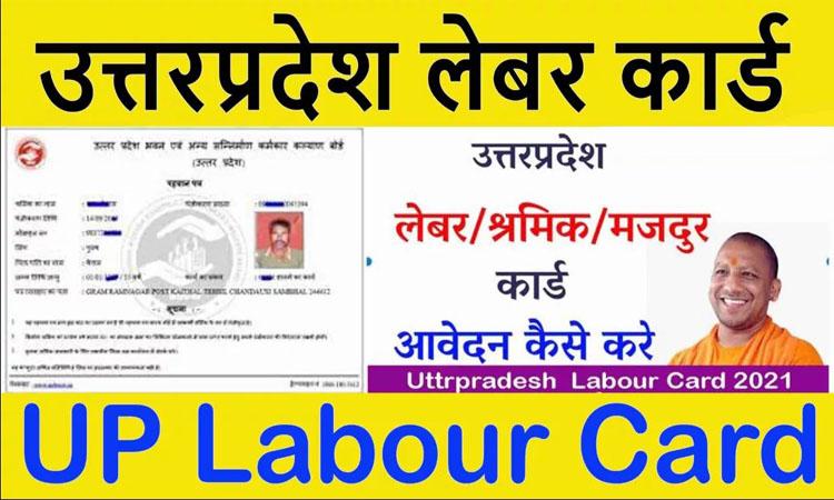 Uttar Pradesh Labour Card